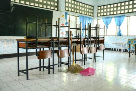 empresa limpieza de colegios Málaga