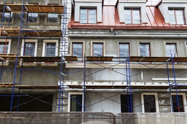 rehabilitación de fachadas Málaga