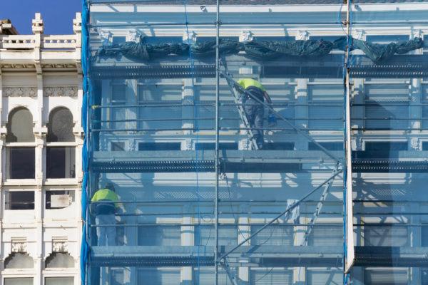 rehabilitar edificios en Málaga