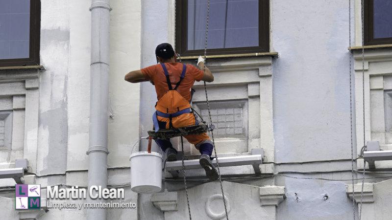 trabajo en altura riesgos