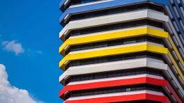 Pintura exterior fachada Malaga