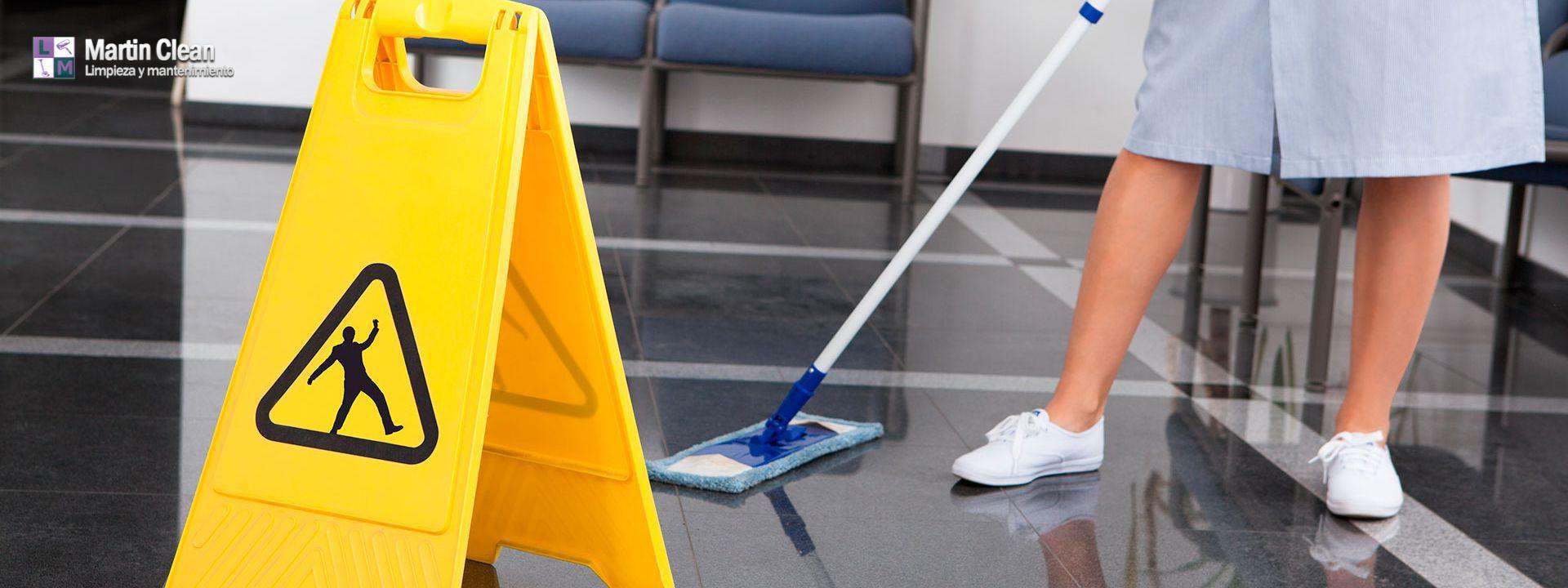 Limpieza de oficinas en Málaga Martin Clean