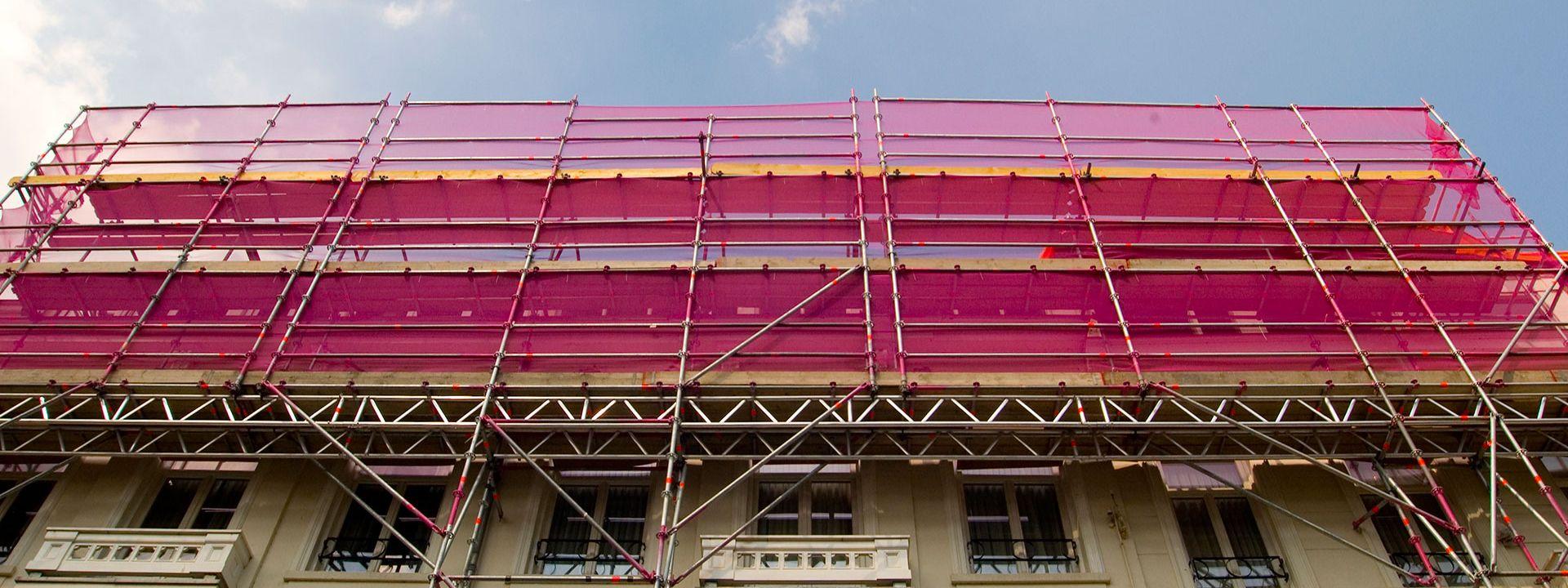 Rehabilitacion fachadas Malaga